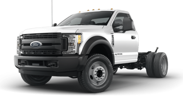 2019 Ford F-550 Chassis XL Commercial-truck